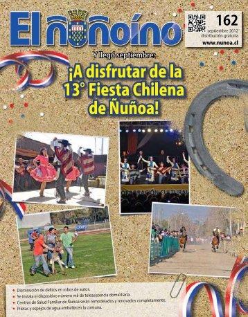 9. 2012 - Municipalidad de Ñuñoa