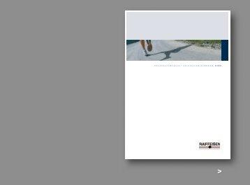 Geschäftsbericht 2004 des Raiffeisen Verbands