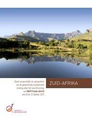 Landenstudie Zuid-Afrika (PDF, 4.32 MB) - ABH