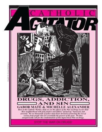 august 2012 agitator - Los Angeles Catholic Worker