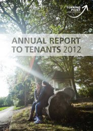 AnnuAl RepoRt to tenAnts 2012 ANNUAL REPORT ... - Turning Point