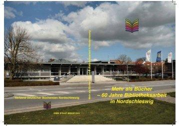 als Bücher - Verband Deutscher Büchereien Nordschleswig