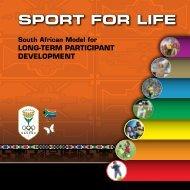 SA Sport for Life – Long-Term Participant Development - HP - Sascoc
