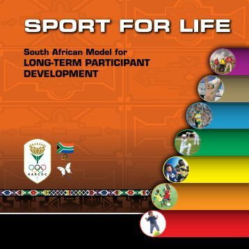 SA Sport for Life – Long-Term Participant Development - HP - Sascoc