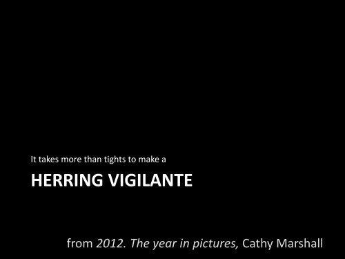 Herring Vigilante