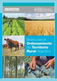 Bases para el Ordenamiento del Territorio Rural Argentino