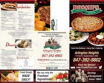 Print - Rosati's Pizza