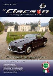 edizione n° 8 anno 2011 - Benaco Auto Classiche
