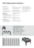 Condensers KSV/KLV Brochure - Stulz - Page 2