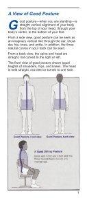 secret. Good Posture - Page 5