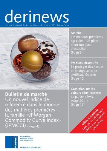 Bulletin de marché Un nouvel indice de référence dans ... - Raiffeisen