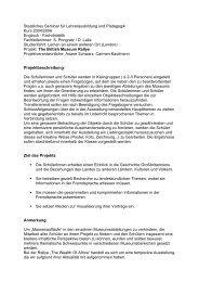 Staatliches Seminar für Lehrerausbildung und ... - Gymnasium