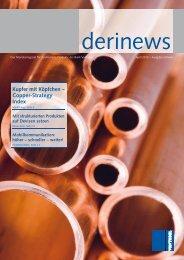Kupfer mit Köpfchen – Copper-Strategy Index - Raiffeisen