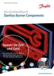 Sparen Sie Zeit und Geld Servicehandbuch Danfoss Burner ...