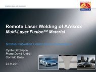 Remote Laser Welding of AA6xxx Fusion-TM Material - LATEST2