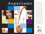 Everything You Need to Know About Aspartame - International Food ...