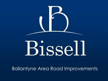 Ballantyne Area Road Improvements