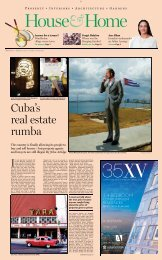 Cuba, home of the world's oddest property market - Esencia Group