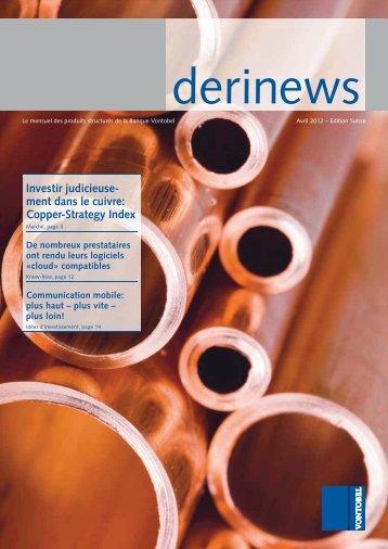 Investir judicieuse- ment dans le cuivre: Copper ... - Raiffeisen
