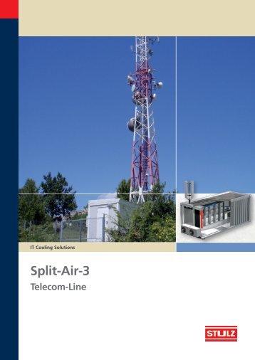 Split-Air Brochure - Stulz