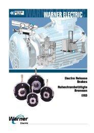 Electro Release Brakes - Setec