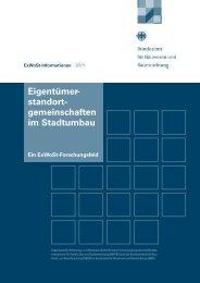 Eigentümer- standort- gemeinschaften im Stadtumbau - Newsletter ...