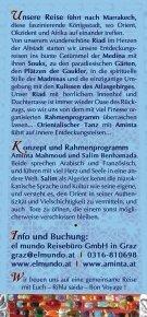 MARRAKESCH - Aminta - Seite 2