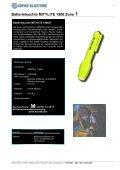 Kopf-Helmleuchte HEADS UP LITE Zone 1 - GIFAS ELECTRIC GmbH - Page 3