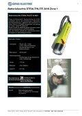 Kopf-Helmleuchte HEADS UP LITE Zone 1 - GIFAS ELECTRIC GmbH - Page 5