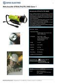 Kopf-Helmleuchte HEADS UP LITE Zone 1 - GIFAS ELECTRIC GmbH - Page 6