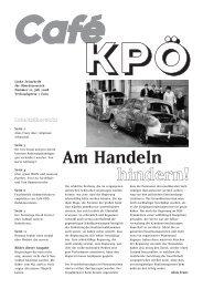 Café22 - KPÖ Oberösterreich