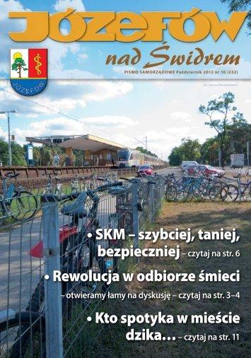 nr 10/2012 - Józefów