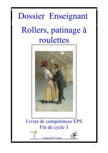 dossier roller patins
