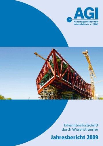 Jahresbericht 2009 - AGI