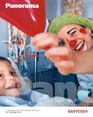 le magazine clients des banques raiffeisen n°5 / octobre 2010