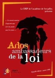 Dossier de presse Ados dernière version 2 - CDDP91 - Académie ...