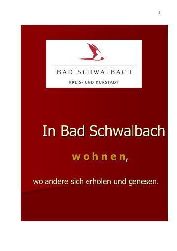 wohnen - Stadt Bad Schwalbach