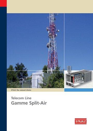 Gamme Split-Air - Stulz
