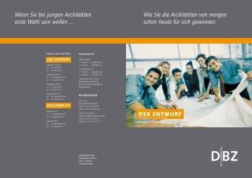 Der Entwurf 2012/2013 - Bauverlag