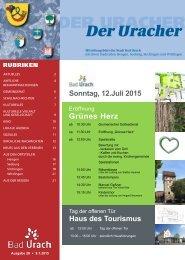 Der Uracher KW 28-2015