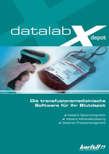datalab depot - Bartelt