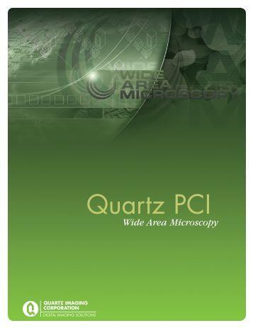 Quartz PCI - Marine Reef International
