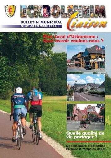 51888_couv_ eckbo - Site officiel de la Mairie d'Eckbolsheim - Ville ...
