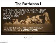 1-28-2013-ArchofMyth-Parthenon-I-Metopes-etc - Emmaf.org