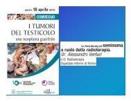 stage 1 - Oncologia Rimini