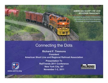 Microsoft PowerPoint - RailTrends_11_1_2011.pptx