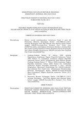 PER-55/BC/2011 - Direktorat Jenderal Bea dan Cukai