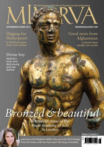 Bronzed & beautiful