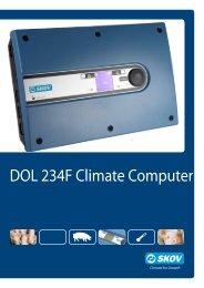 DOL 234F Climate Computer - Skov A/S