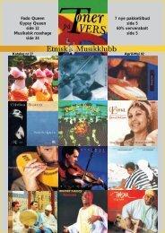 Katalog nr 27 - Velkommen til Etnisk Musikklubb
